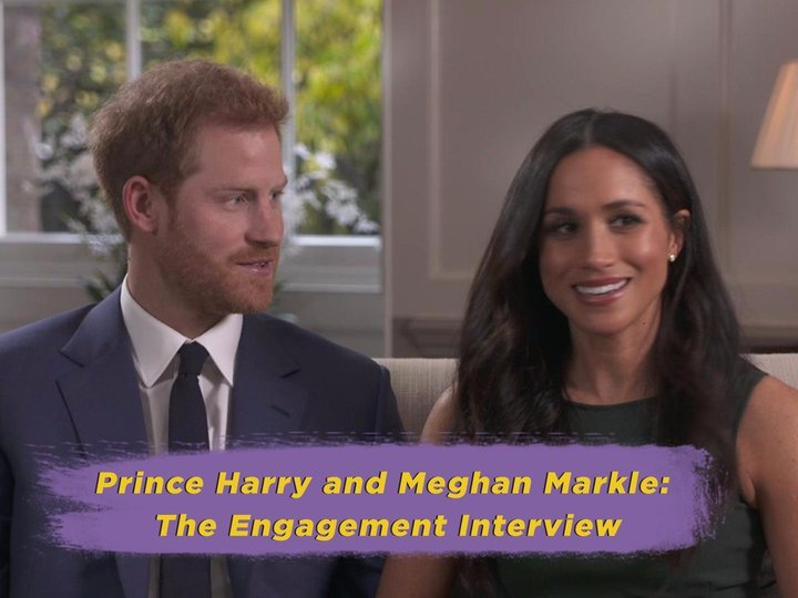 Prince Harry and Meghan Markle: The Engagement Interview