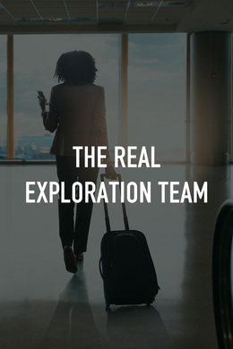The Real Exploration Team