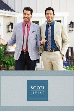 Scott Living Mattress With the Scott Brothers