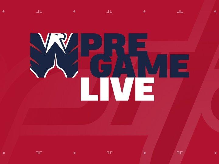 Caps Pregame Live