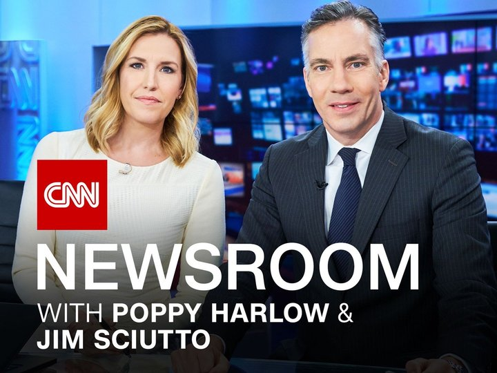 CNN Newsroom With Poppy Harlow and Jim Sciutto