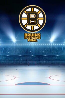 Bruins Postgame Final