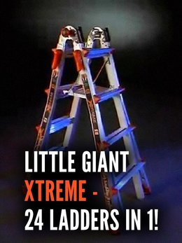 Little Giant XTREME - 24 Ladders in 1!