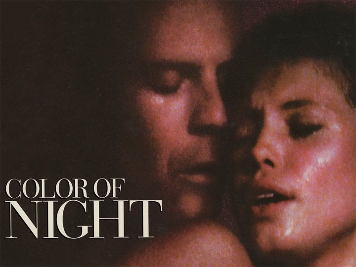 Color of Night: Director's Cut HD
