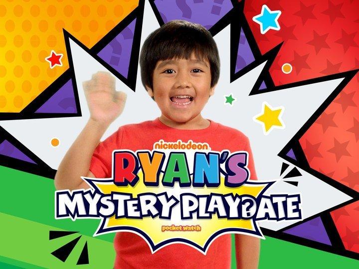 Ryan's Mystery Playdate
