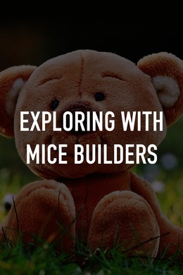 Exploring with Mice Builders