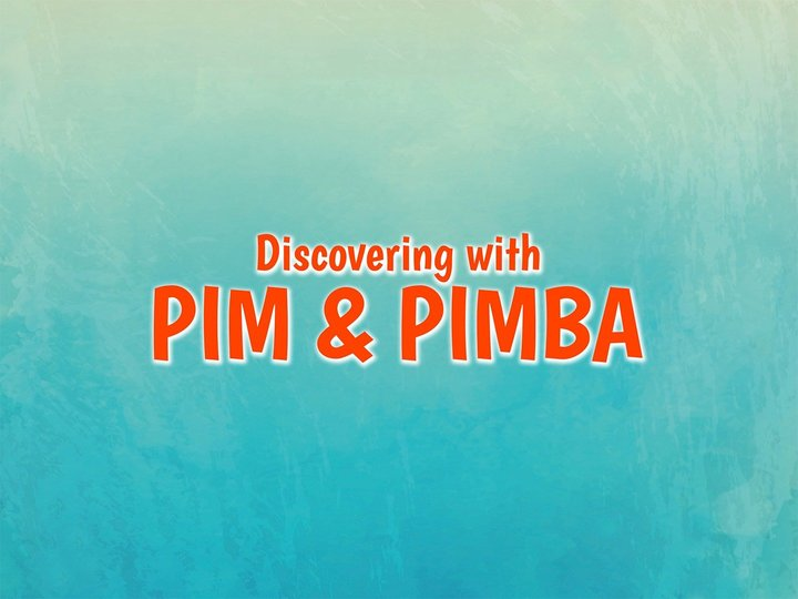 Discovering with Pim & Pimba