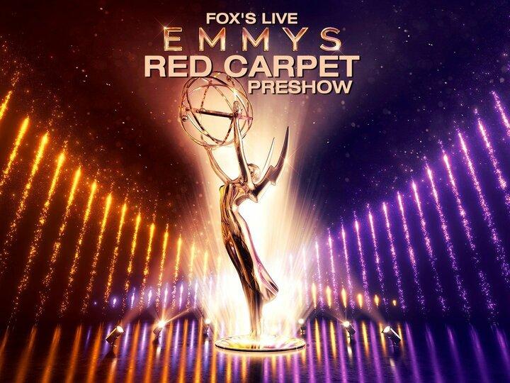 FOX's Live Emmy Red Carpet Preshow