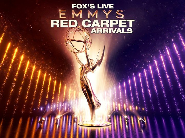 FOX's Live Emmy Red Carpet Arrivals