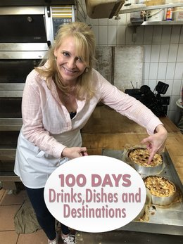 100 Days, Drinks, Dishes & Destinations