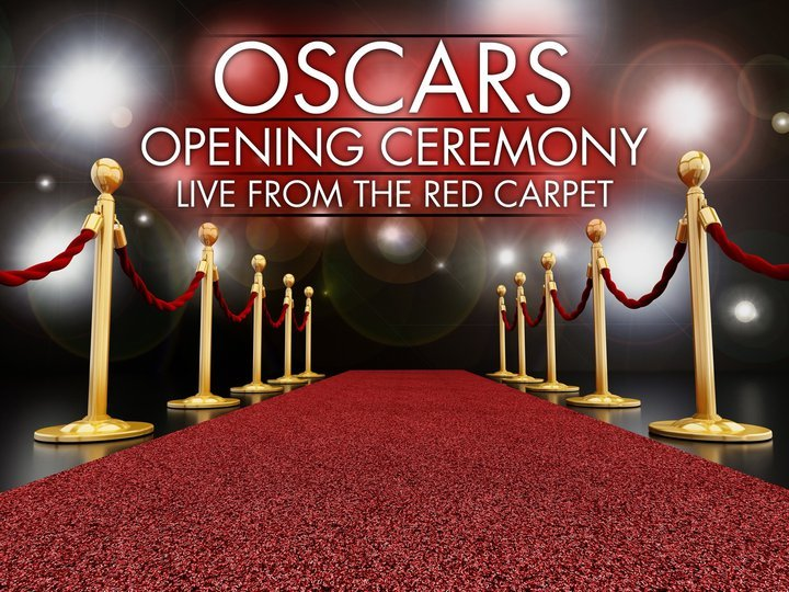 The Oscars Red Carpet Show