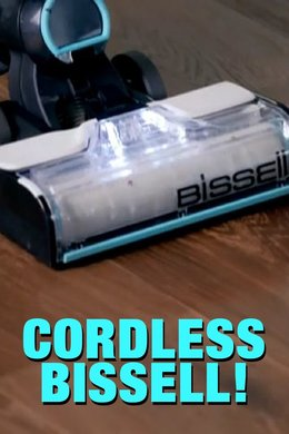 Cordless Bissell!