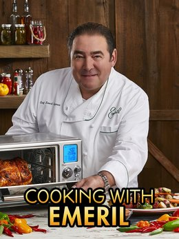 Cooking with Emeril