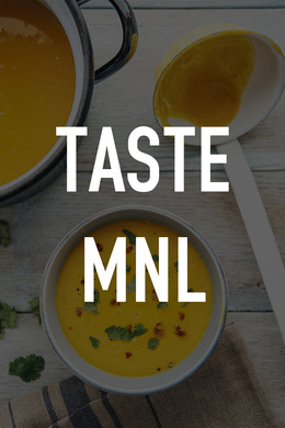 Taste MNL