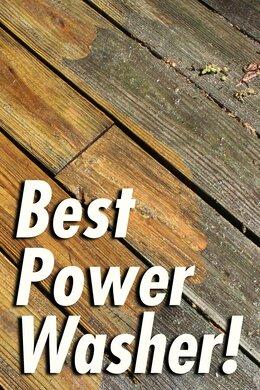 Best Power Washer!