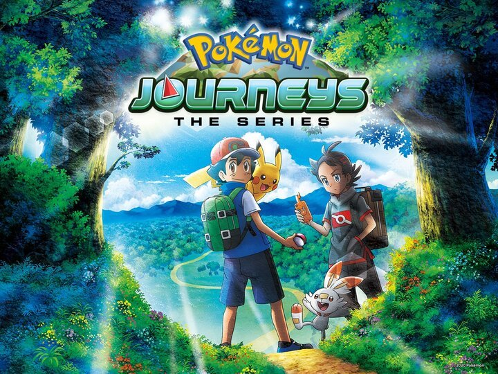 Pokémon Journeys: The Series