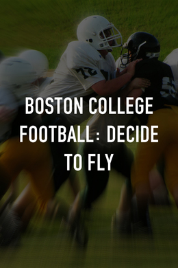 The Boston College Football Story