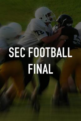 SEC Football Final