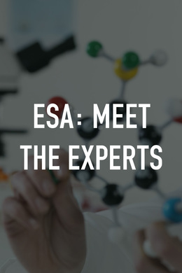 ESA: Meet the Experts