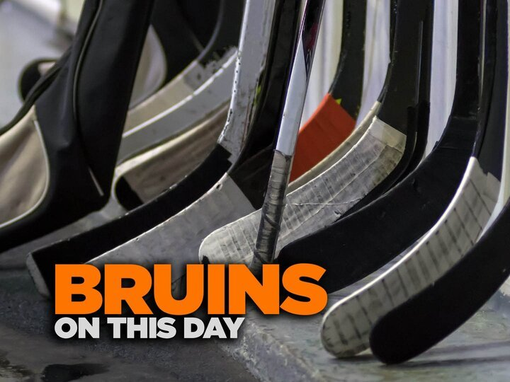 Bruins: On This Day