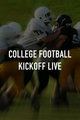 College Football Kickoff Live