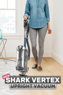 NEW Shark Vertex Upright Vacuum