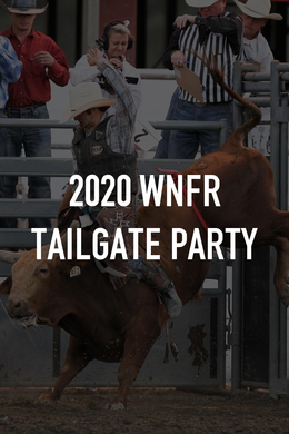 2020 WNFR Tailgate Party
