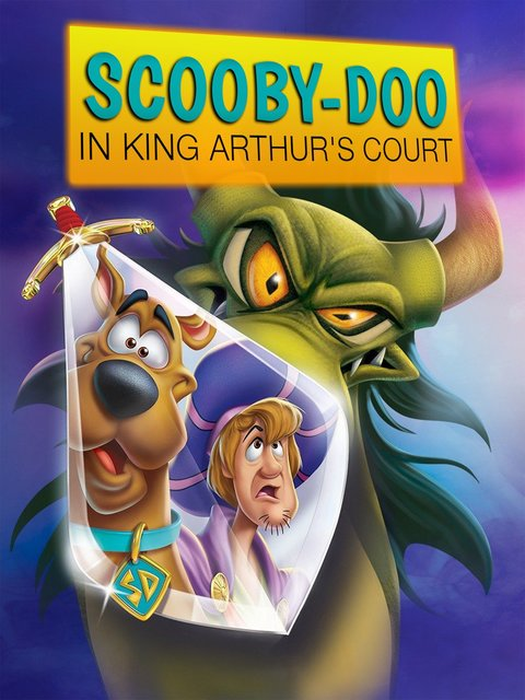 Scooby-Doo In King Arthur's Court