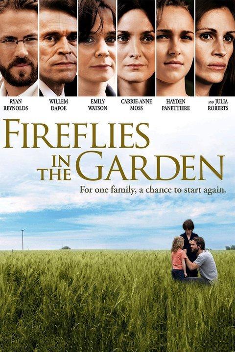 Fireflies in the Garden