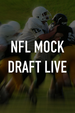 NFL Mock Draft Live