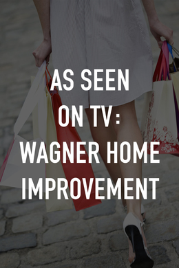 As Seen on TV: Wagner Home Improvement