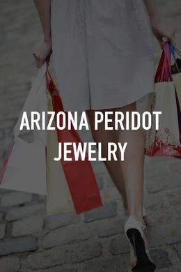 Arizona Peridot Jewelry