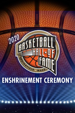 2020 Basketball Hall of Fame Enshrinement Ceremony