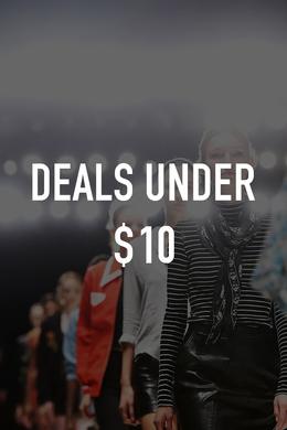 Deals Under $10