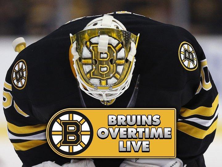 Bruins Overtime Live