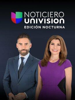 Noticiero Univisión: Edición nocturna
