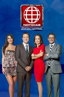 América Noticias Edición Central