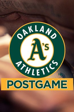 A's Postgame