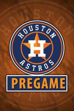 Astros Pregame