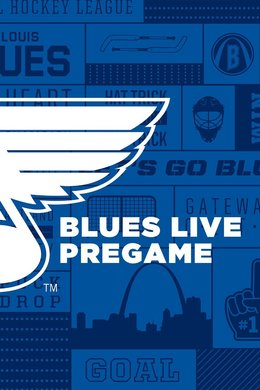 Blues Live Pregame