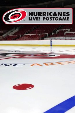 Hurricanes Live! Postgame