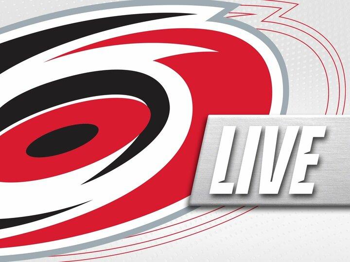 Hurricanes Live! Pregame