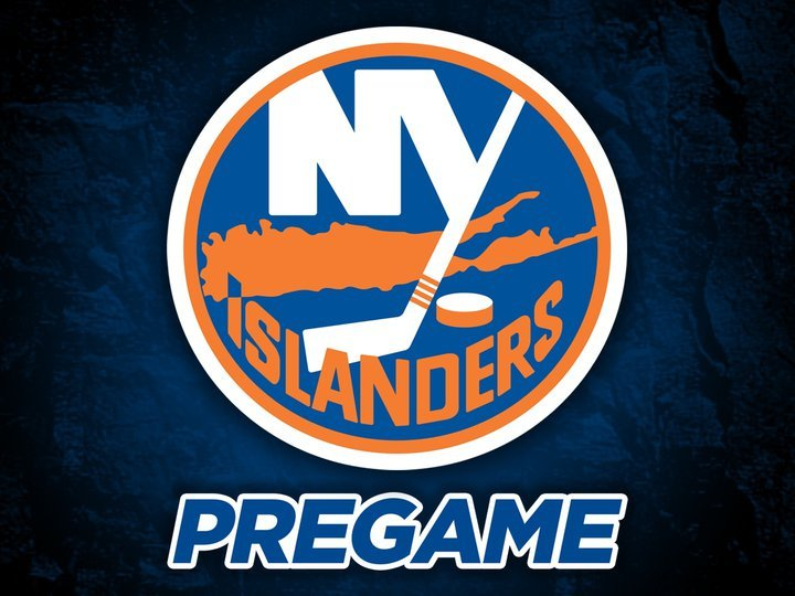 Islanders Pregame