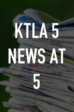 KTLA 5 News at 5