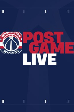 Wizards Postgame Live