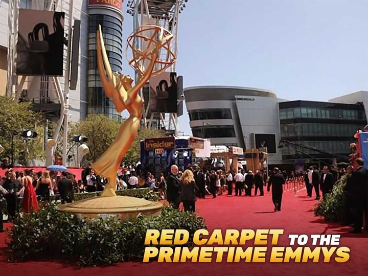 Red Carpet to the Primetime Emmys