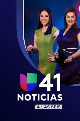Noticias Univision 41