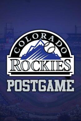 Rockies Postgame