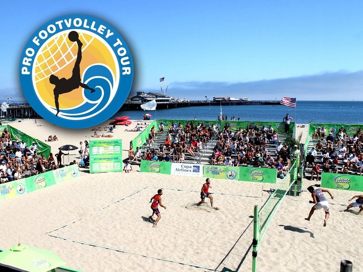 Pro Footvolley Tour
