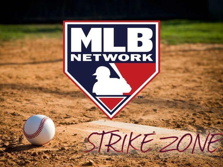 Upcoming - MLB Network Strike Zone